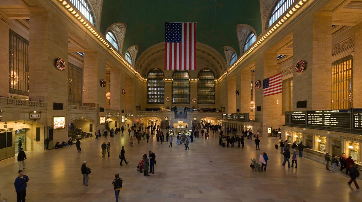 Neew York Grand Central Station