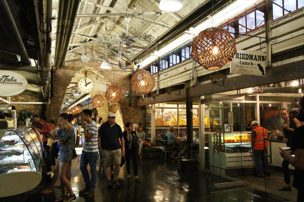 New York, Chelsea Market