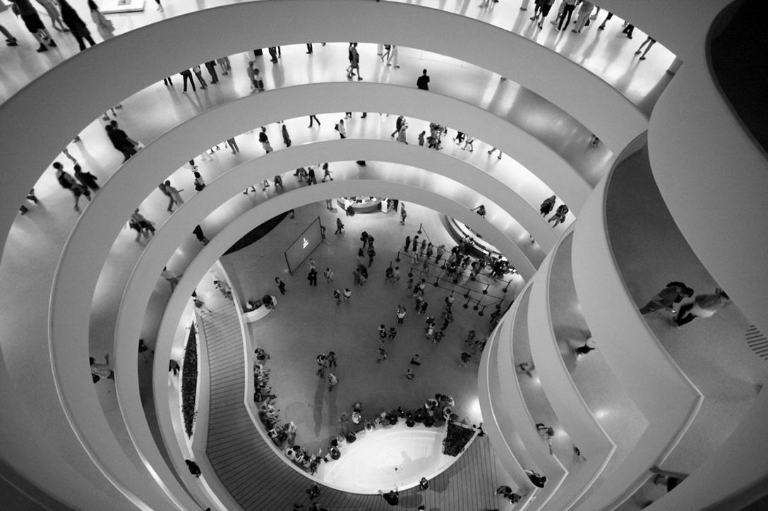 New York Museo Guggenheim