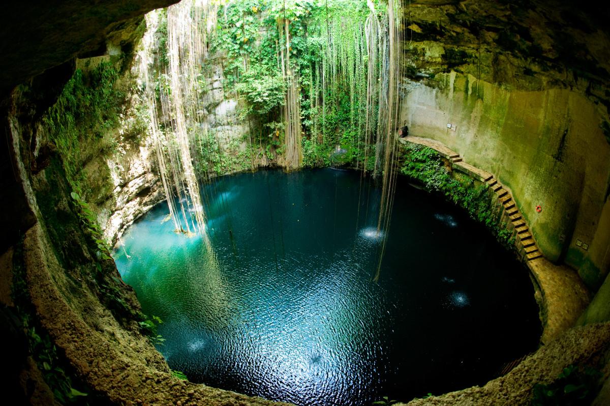 Messico-cenotes Alltour